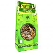 Herbatka REGULUJĄCA TRAWIENIE BIO 150 g Dary Natury
