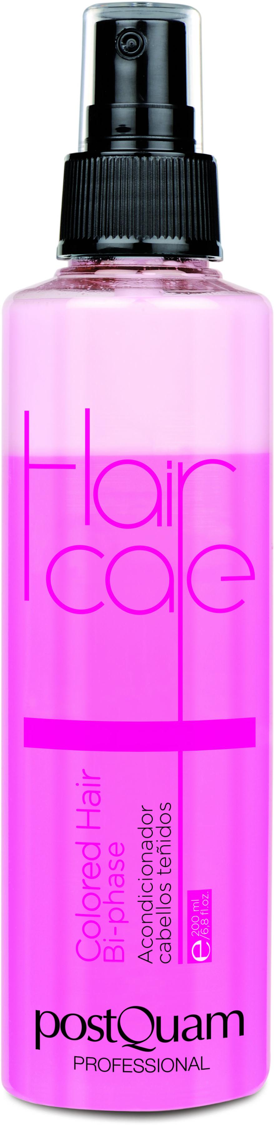 PostQuam odżywka dwufazowa BI-PHASE do włosów farbowanych 200ml