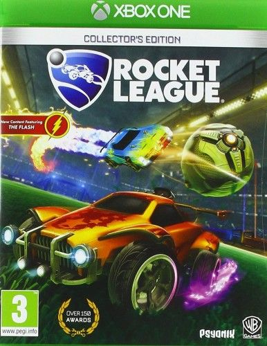 Rocket League Collector''s Edition Xbox One