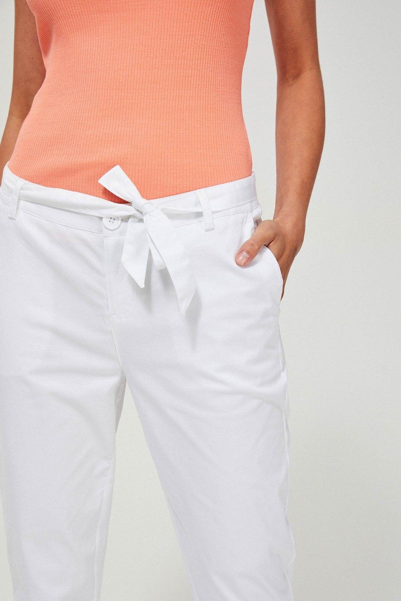 Spodnie typu chinos
