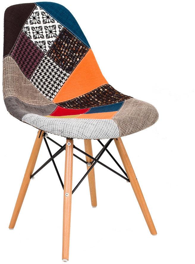 Krzesło patchwork TDF Storm 02