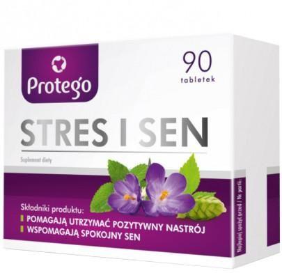Protego Stres i Sen 90 tabletek