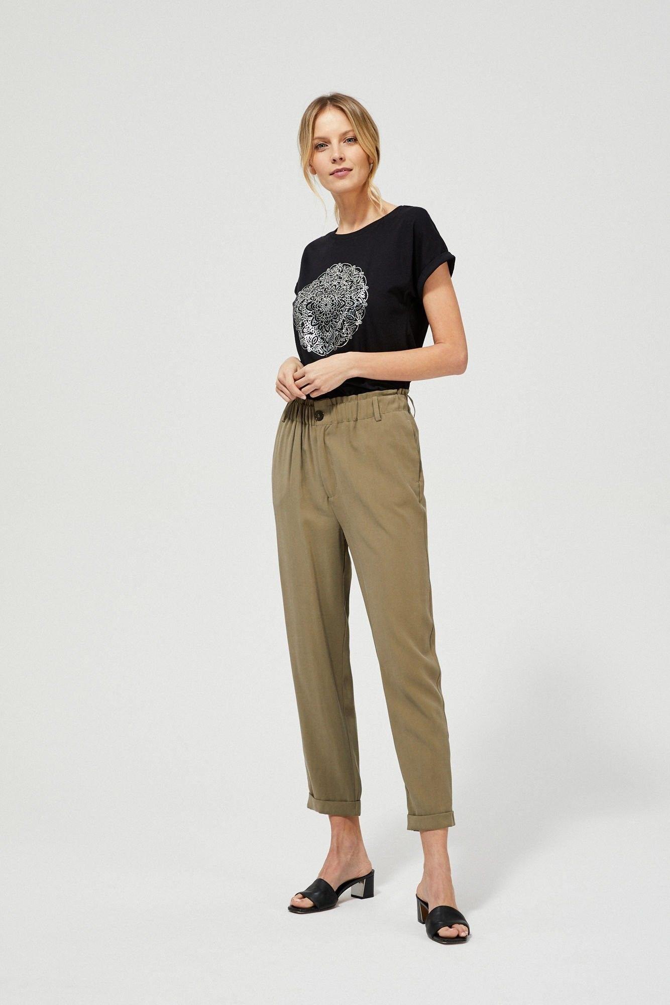 Spodnie typu baggy