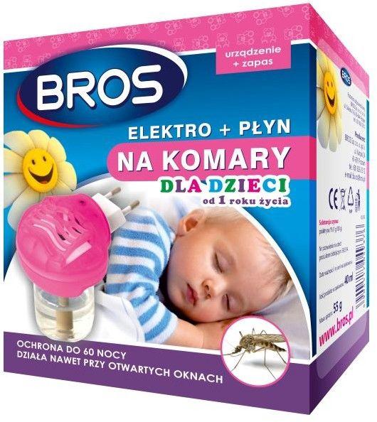 Elektrofumigator Bros