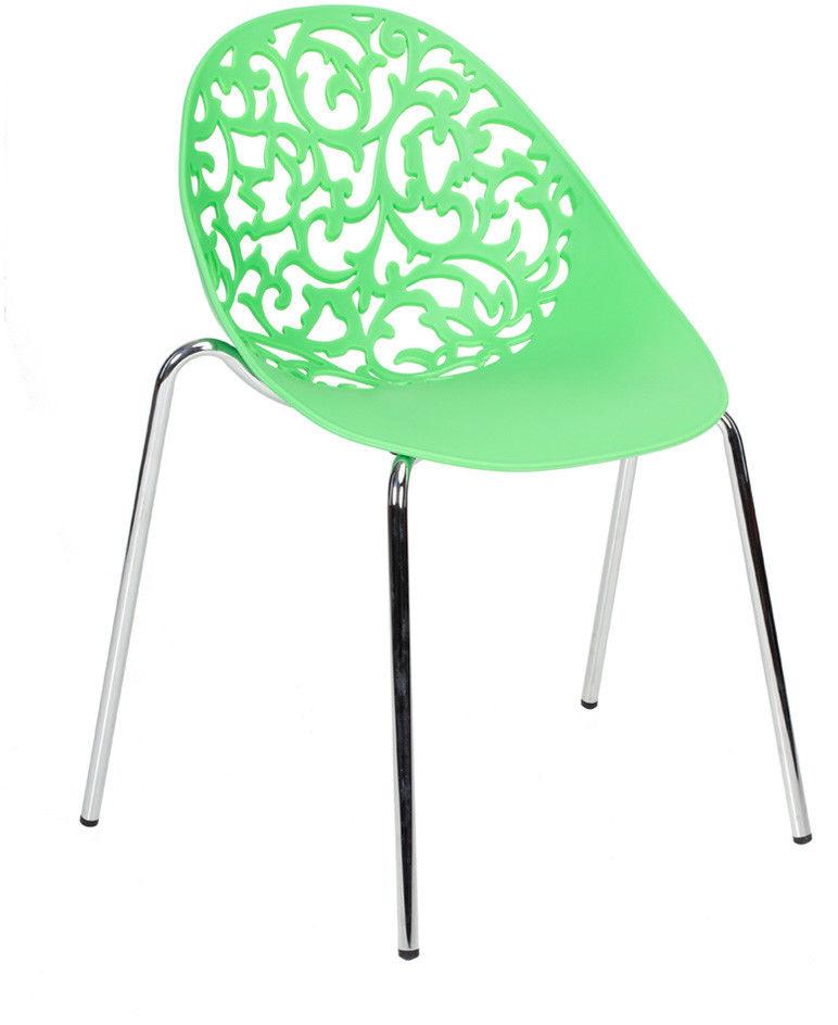 Krzesło LCN Mondo zielone