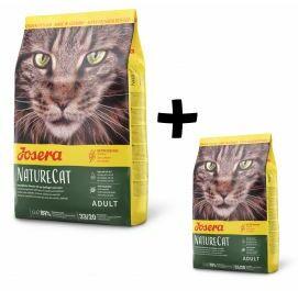 Pakiet Josera NatureCat Karma Dla Dorosłych Kotów 2 kg + 400 g GRATIS!