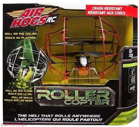 AIR HOGS RollerCopter COBI Helikopter Kulka