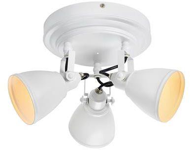 FJÄLLBACKA Ceiling 3L White IP44 108083 Markslojd biała nowoczesna oprawa wisząca