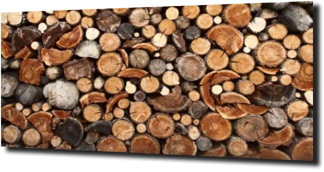 obraz na szkle Drewno deska natura 26 120X60