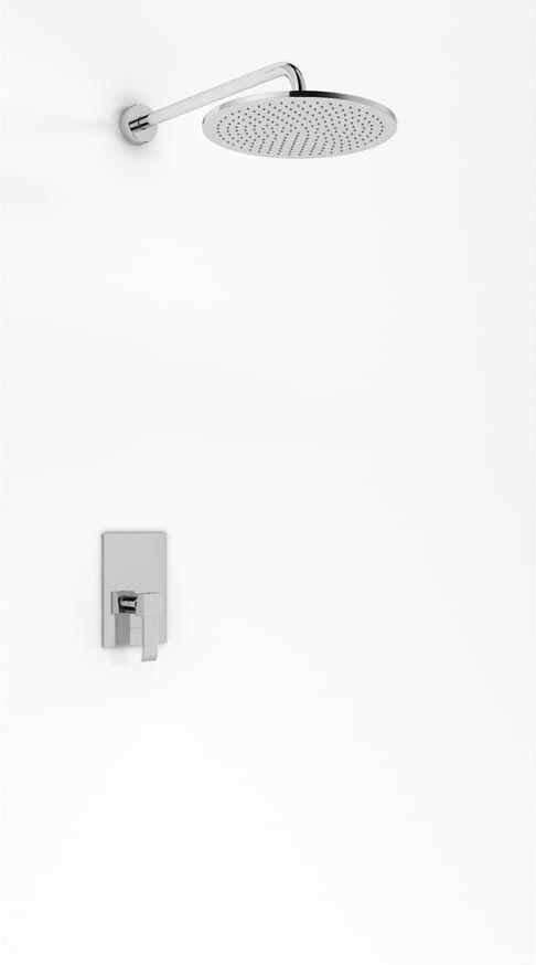 Kohlman zestaw prysznicowy podtynkowy QW220NR30 AXIS