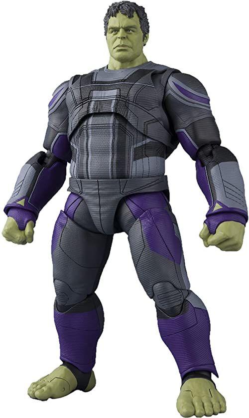 Tamashi Nations - Avengers: Endgame - Hulk (Endgame Version), BandaiS.H.Figuarts