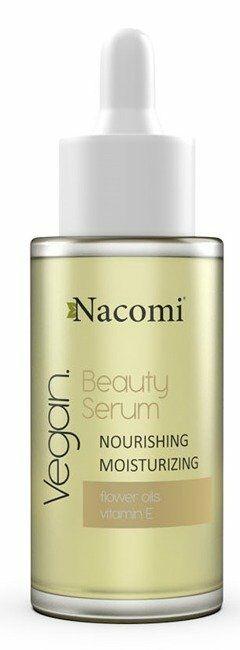 Nacomi Beauty Serum odżywczo-nawilżające do twarzy 40ml