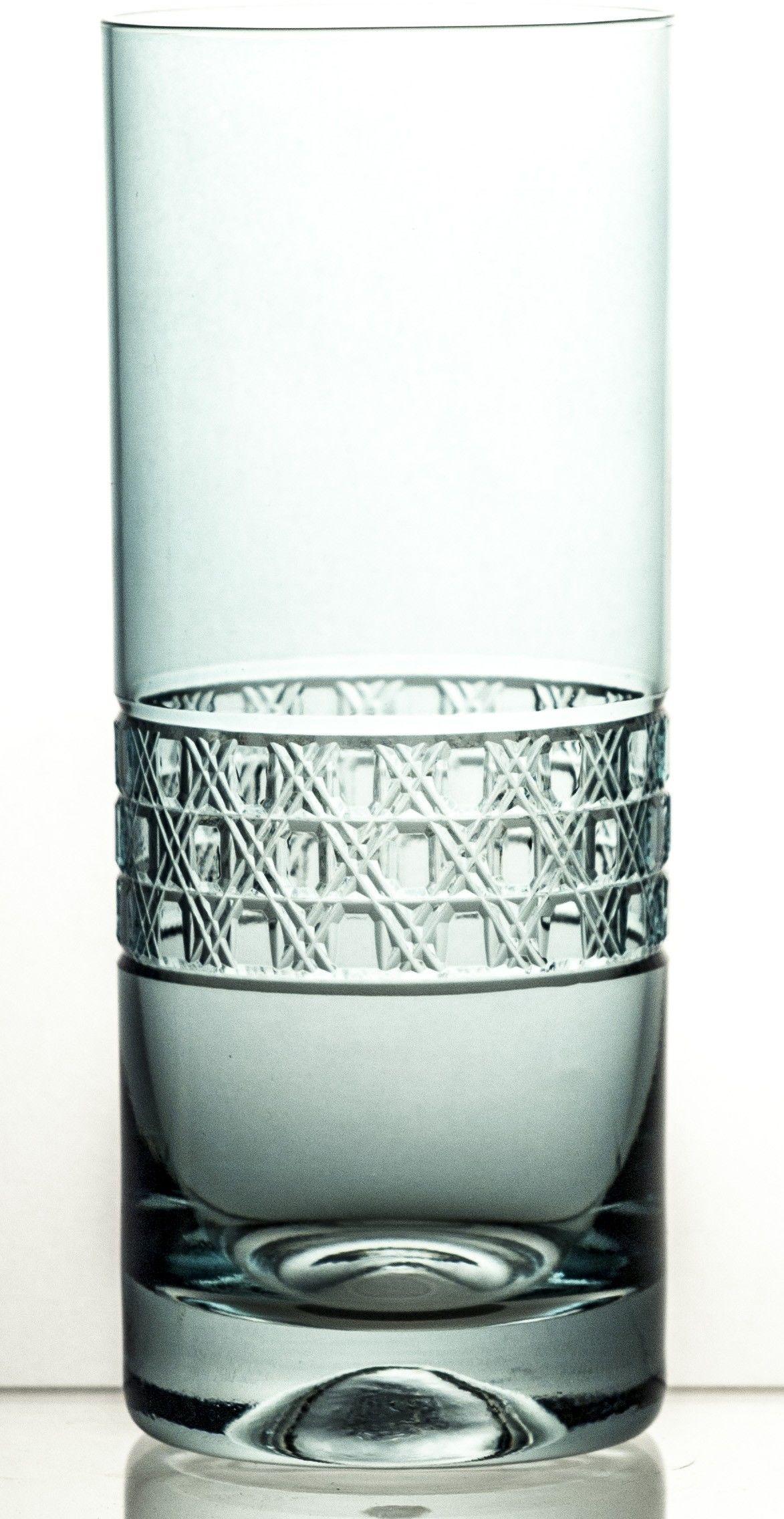 Szklanki long drink kolorowe 6 sztuk (10249)