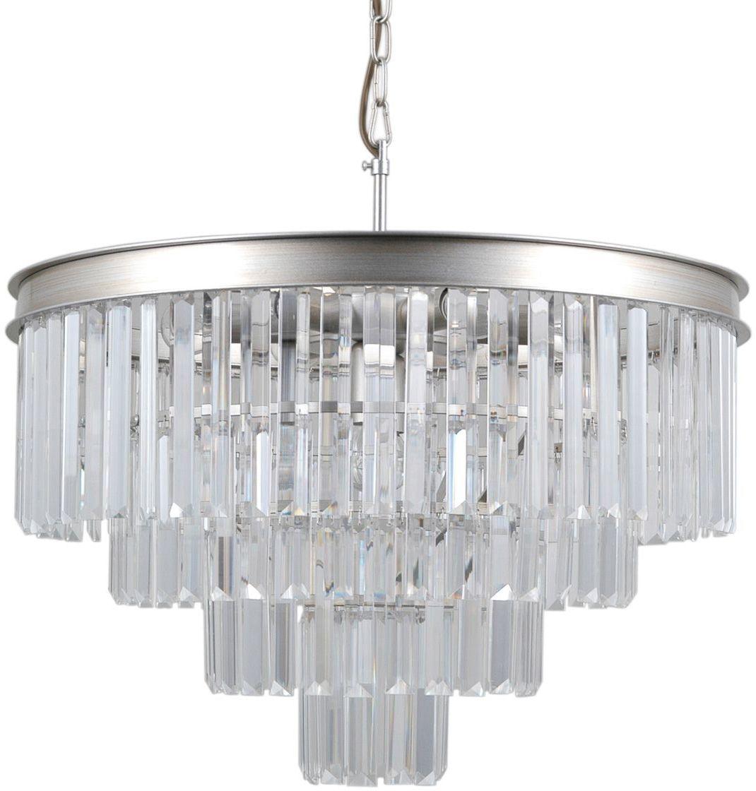 ITALUX LAMPA ZWIS VERDES PND-44372-8A-SLVR-BRW