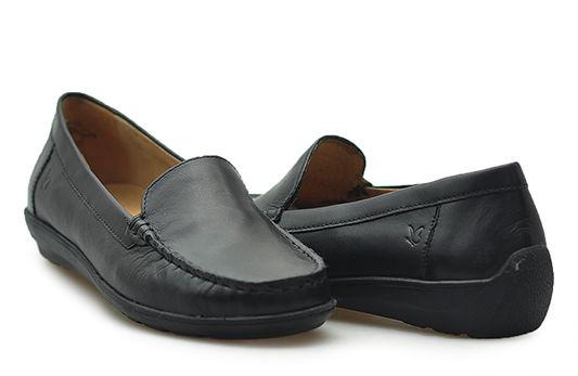 Półbuty Caprice 9-24753-29 Czarne lico