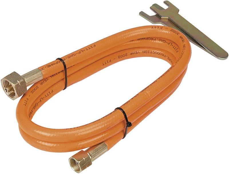 Wąż przyłączeniowy do gazu 2 m 44E152