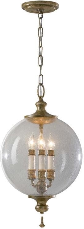 Lampa wisząca Argento FE/ARGENTO/P Feiss dekoracyjna oprawa w klasycznym stylu