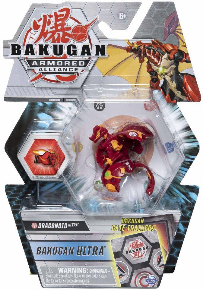 Bizak - Bakugan Ultra Pack Deluxe S2 posortowane (61924416)
