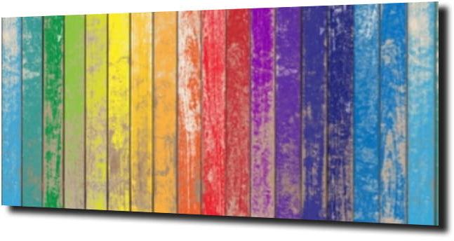 obraz na szkle Deska drewno natura 37 125X50