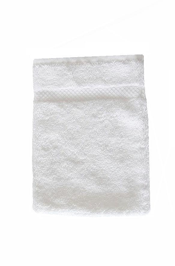 Frotte rękawica do kąpieli SOFT 16x22cm Biały