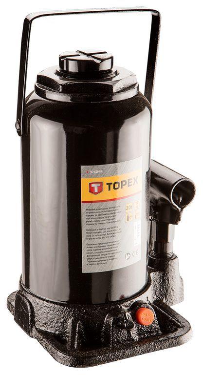 Podnośnik słupkowy 20 t, 240-450 mm 97X043