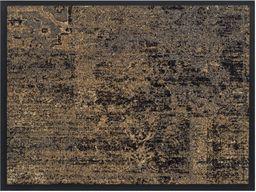 HMT Vintage 5800706 wycieraczka z poliamidu, szarobrązowa, 60 x 80 cm