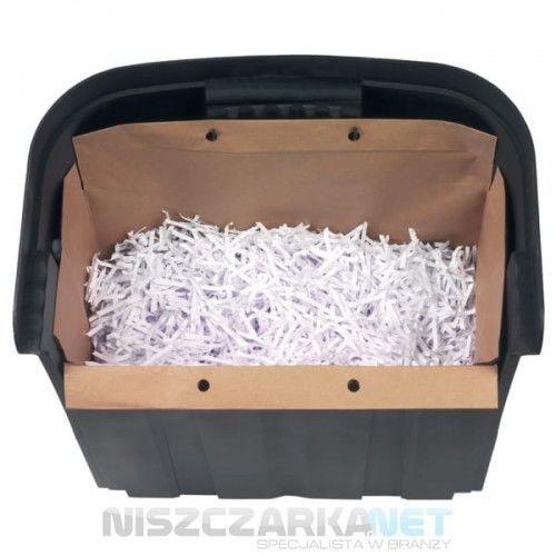 Torba na ścinki do niszczarek Rexel, przeznaczona do recyklingu 30 litrów (20 szt.)