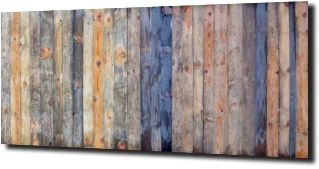 obraz na szkle Deska drewno natura 40 120X60