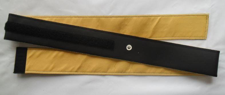 Elektroda opaskowa wielokrotnego użytku TOP PACE 120 x 5 cm Snap