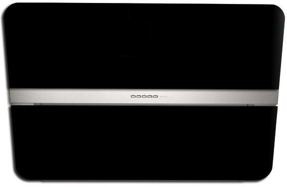 Okap Falmec Flipper 85 czarny matowy 800 m /h przyścienny