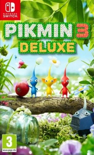 Pikmin 3 Deluxe NS