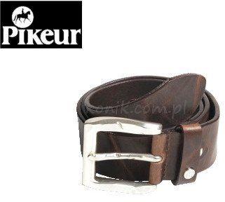 Pasek do spodni skórzany szeroki - Pikeur
