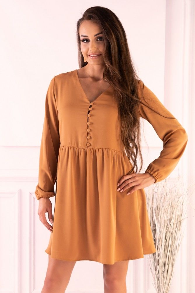 Mayonati Camel D37 sukienka