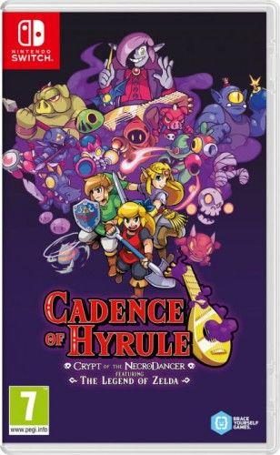 Cadence of Hyrule Crypt of the NecroDancer NS