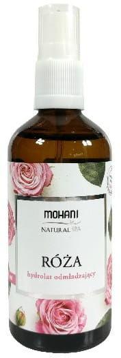 Hydrolat różany 100 ml - mohani