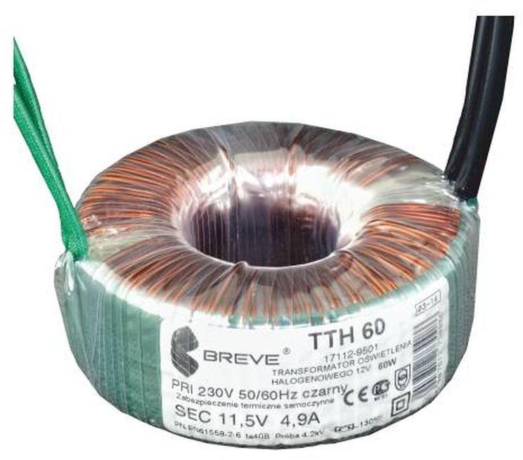 Transformator toroidalny TTH 120 230/11,5V 17112-9503