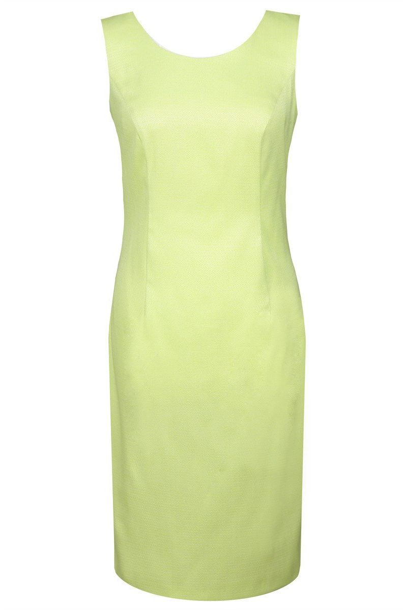 Sukienka FSU680 LIMONKA
