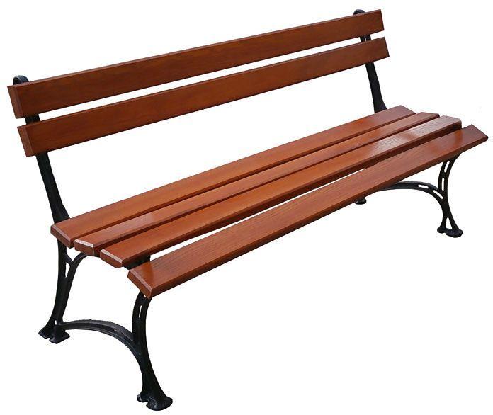 Aluminiowa ławka ogrodowa Helen 5X 180cm - 7 kolorów