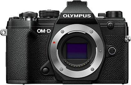 Bezlusterkowiec Olympus OM-D E-M5 Mark III (czarny) + 12-45mm f/4 PRO (czarny) + Olympus 25mm f/1.8 i Grip ECG-5 Gratis