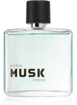 Avon Musk Fresh woda toaletowa dla mężczyzn 75 ml