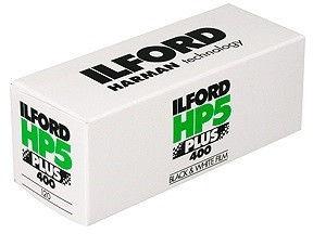 Film Ilford HP5 Plus Czarno-biały ISO400 120