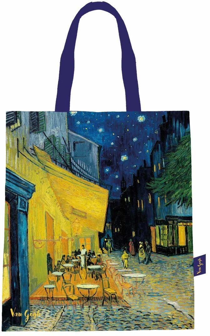 "Van Gogh worek bawełniany""Terasse"" w nocy"