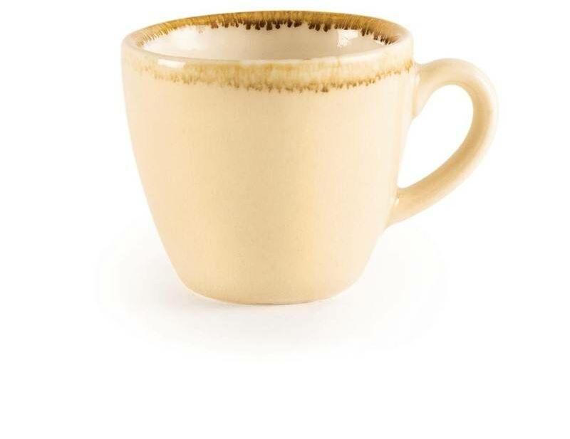 Filiżanka do espresso 85 ml 6 szt. różne kolory