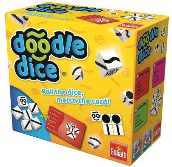 Gra Doodle Dice