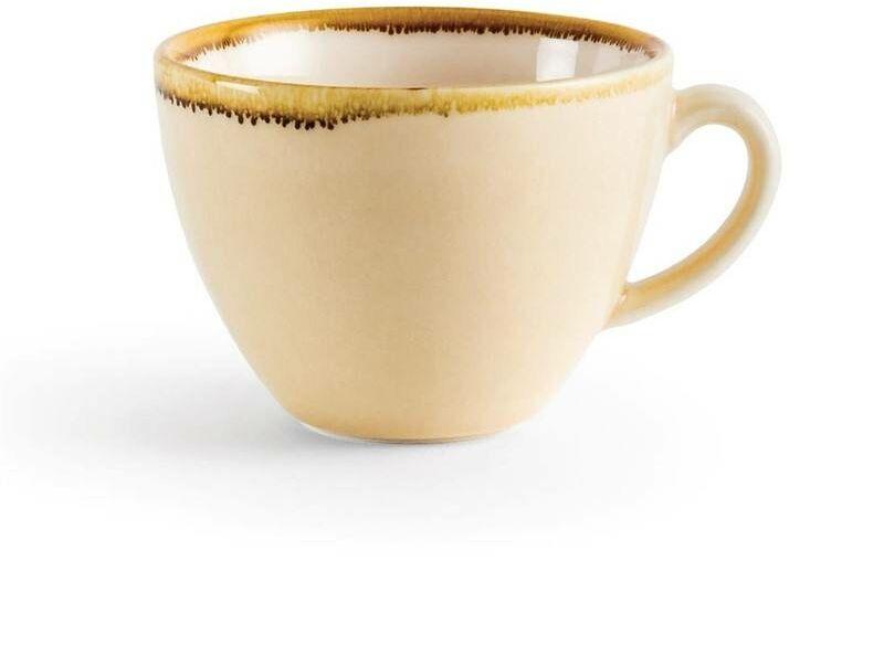 Filiżanka do cappuccino 230 ml 6 szt. różne kolory