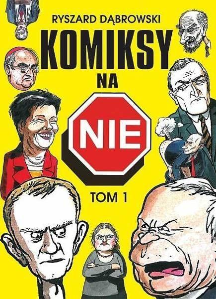 Strefa komiksu T.26 Komiksy na NIE, cz.1 - Ryszard Dąbrowski