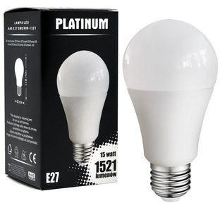 Żarówka LED 15W gwint E27 1521lm ciepła/żółta barwa światła POLUX/SANICO- wysyłka 24h (na stanie 12 sztuk)