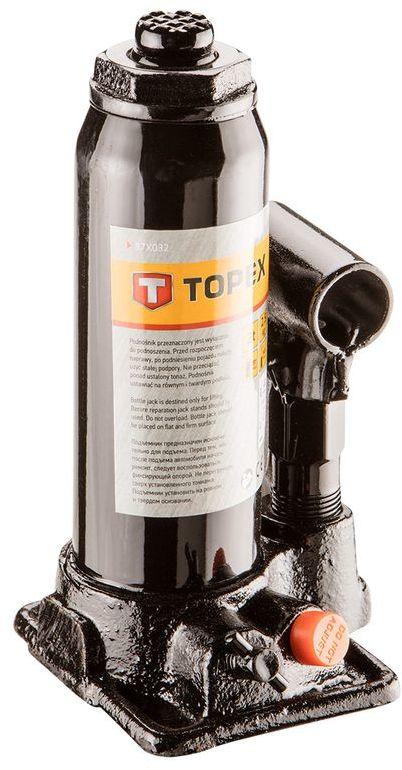 Podnośnik słupkowy 3 t, 195-370 mm 97X033