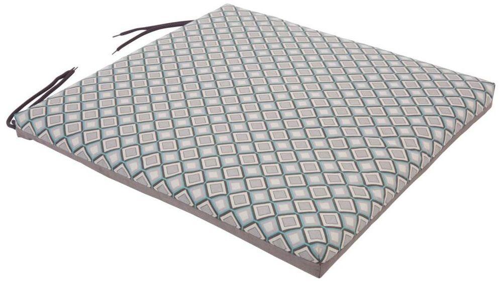 Poduszka na siedzisko 44 x 46 x 4 cm CINO beżowa PATIO