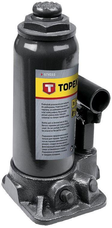 Podnośnik słupkowy 15 t, 230-460 mm 97X042